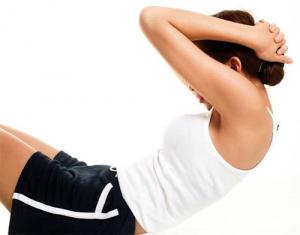 Bài tập giảm cân eo thon mông nở cho bạn gái