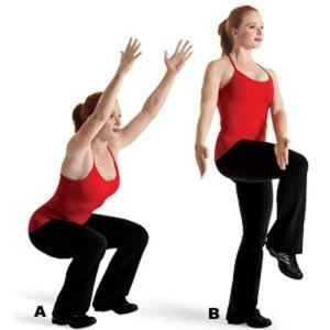 Bài tập giảm cân toàn thân cho nữ nhanh chóng và hiệu quả