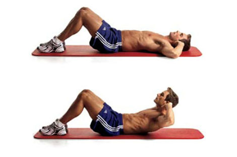 Bài tập giảm mỡ bụng cho nam hiệu quả nhanh nhất