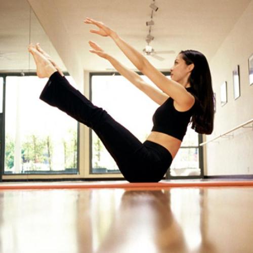 Bài tâp giảm mỡ bụng cho nữ nhanh nhất tại nhà