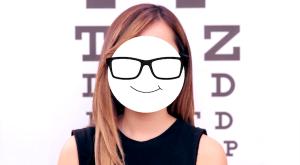 Cách chọn gọng kính cận phù hợp với khuôn mặt cực chuẩn