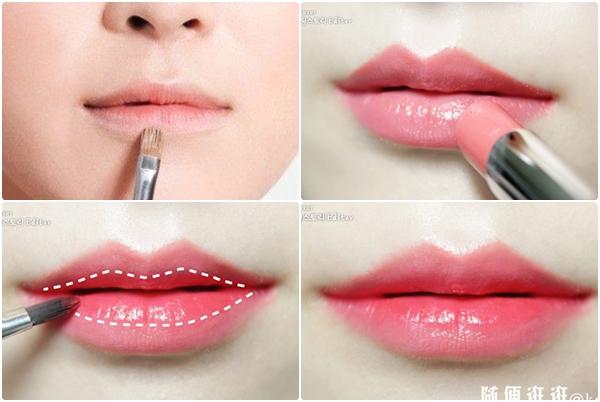 Cách chọn màu son cho môi dày đẹp và quyến rũ