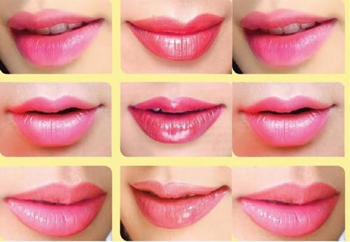 Cách chọn màu son phù hợp với môi bạn gái đẹp nhất