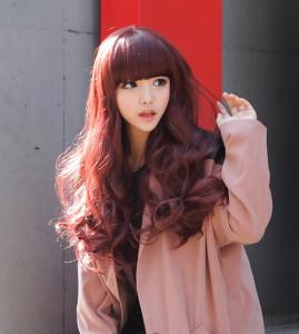 Cách chọn màu tóc nhuộm cho da vàng giúp sáng da