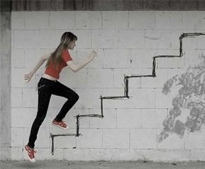 Cách giảm cân bằng cách đi cầu thang đơn giản và hiệu quả