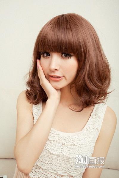 Màu tóc được ưa chuộng nhất hiện nay dành cho bạn gái