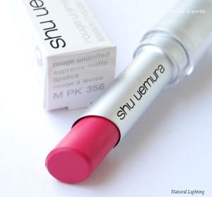 Son Shu Uemura Matte lipstick