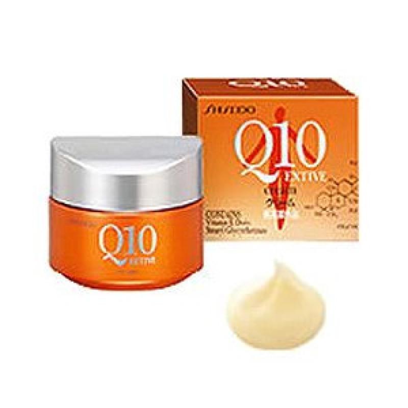 kem-duong-da-shiseido-q10-extive-cream-nhat-ban