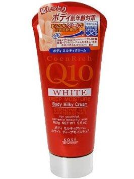 Kem dưỡng trắng da toàn thân kose q10 Nhật Bản