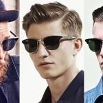 Cách chọn kính mát phù hợp với khuôn mặt Nam giới