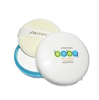 phan-rom-Shiseido Baby Powder Pressed-nhat-ban