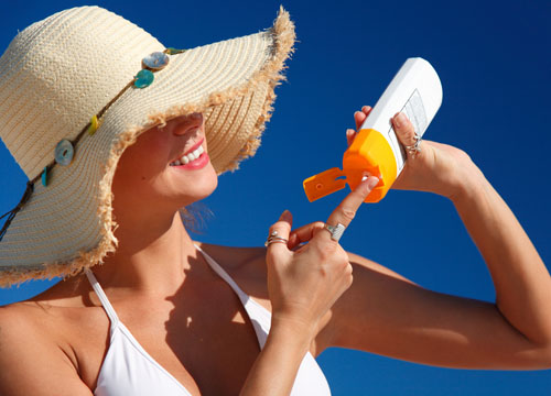 Image result for Luôn dùng kem chống nắng