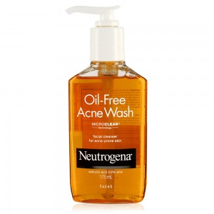 Sữa rửa mặt neutrogena oil free acne wash pink grapefruit cream REVIEW