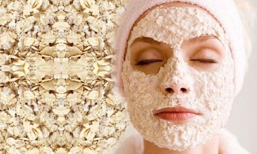 Cách làm mặt nạ trắng da từ bột yến mạch