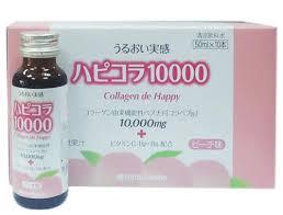 Collagen de happy nitta gelatin 10000mg của Nhật Bản