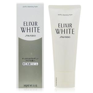 Sữa rửa mặt Shiseido Elixir White Purify Cleansing Foam