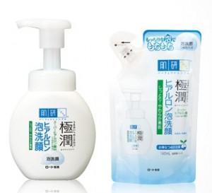 Sữa rửa mặt Hada Labo Gokujyun Foaming Face Wash