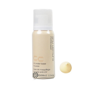 Đánh giá CC Cream dạng bọt của Shu Uemura Nhật Bản