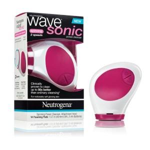 Máy rửa mặt Neutrogena wave sonic cleanser của Mỹ