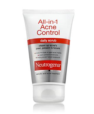 Sữa rửa mặt neutrogena all in 1 review
