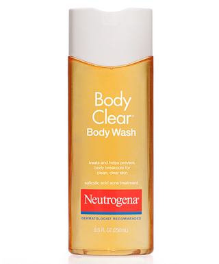 Sữa tắm trị mụn Body Clear Body wash Neutrogena