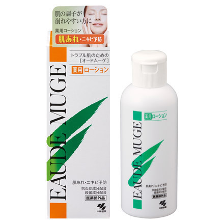 Eau de Muge – Medicated Acnes Lotion 160ml