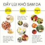Da khô nên bổ sung Vitamin gì?