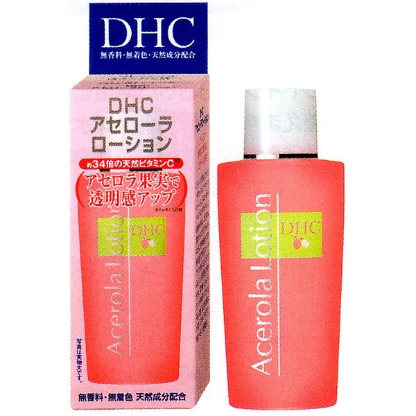 nuoc-hoa-hong- DHC Acerola 40ml