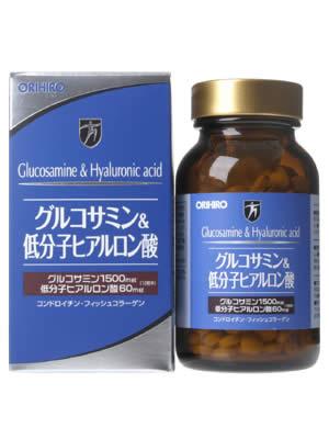 Glucosamin Orihiro-Hyaluronic 432-nhat-ban